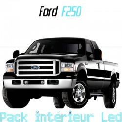 Pack Full led intérieur Ford F250 F350 F450