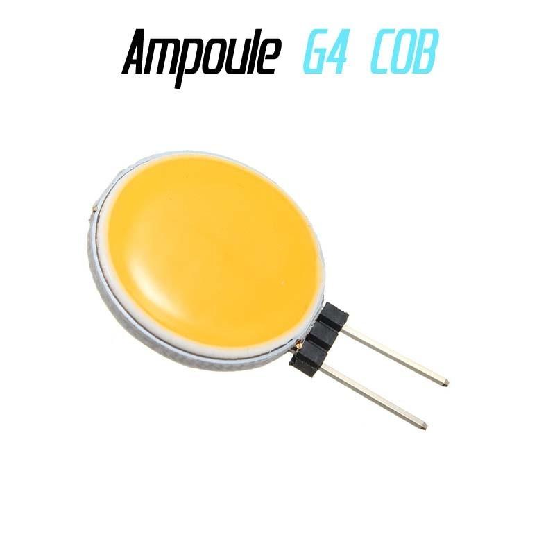 Ampoule led G4 Radial - (COB)