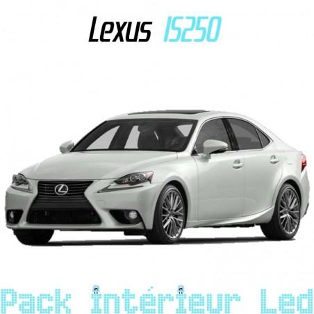 Pack Led intérieur Lexus IS Gen3