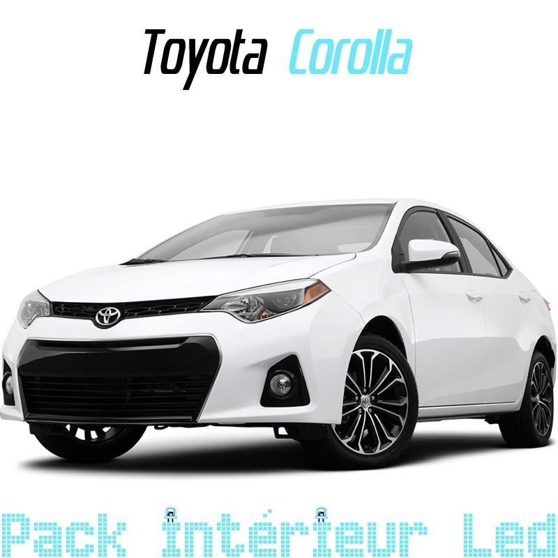Pack Full led Intérieur Extérieur Toyota Corolla Gen11