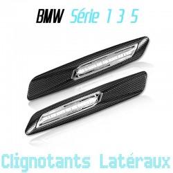 Clignotants latéraux Led carbone BMW