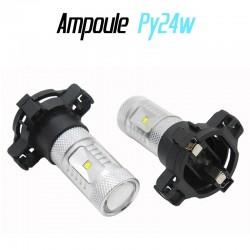 Ampoule LED PY24W - (CREE 30w)
