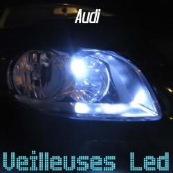 Pack ampoules veilleuses led pour Audi