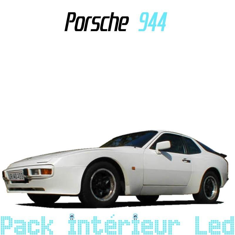 Pack Full Led intérieur Porsche 944