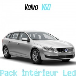 Pack intérieur led pour Volvo V60