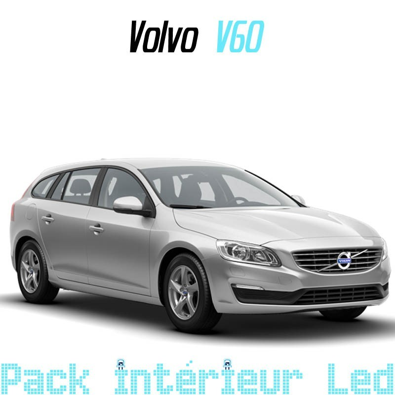 Pack intérieur led Volvo V60