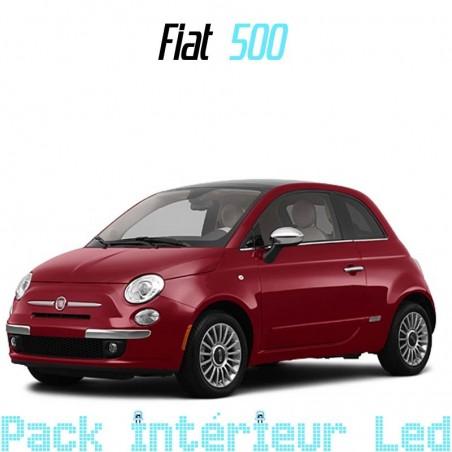 Pack intérieur led pour Fiat 500