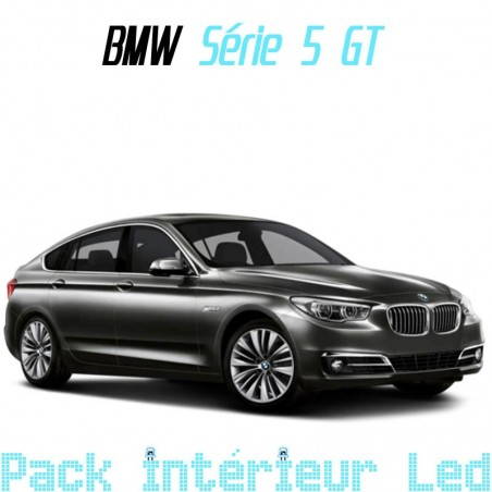 Pack intérieur led pour BMW Série 5 GT F07