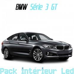 Pack intérieur led pour BMW Série 3 GT F34