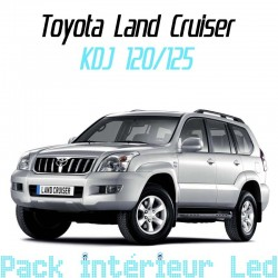 Pack Full led Intérieur Toyota Land Cruiser KDJ120/125