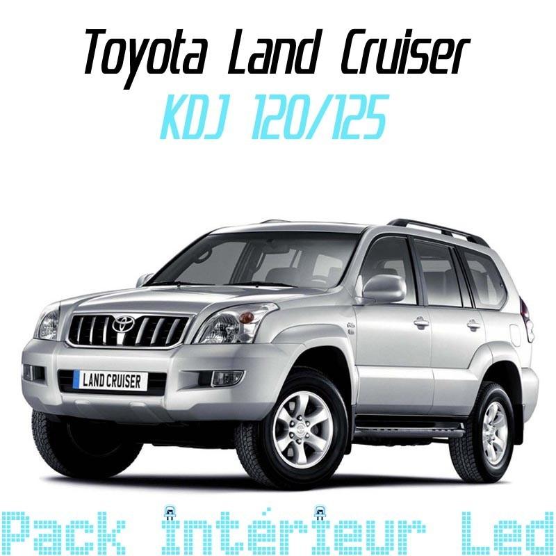 Pack Full led Intérieur Toyota Land Cruiser KDJ120/125