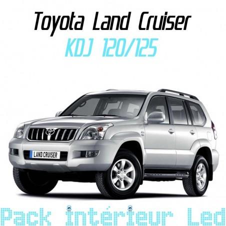 Pack intérieur led pour Toyota Land Cruiser KDJ 120 et KDJ 125