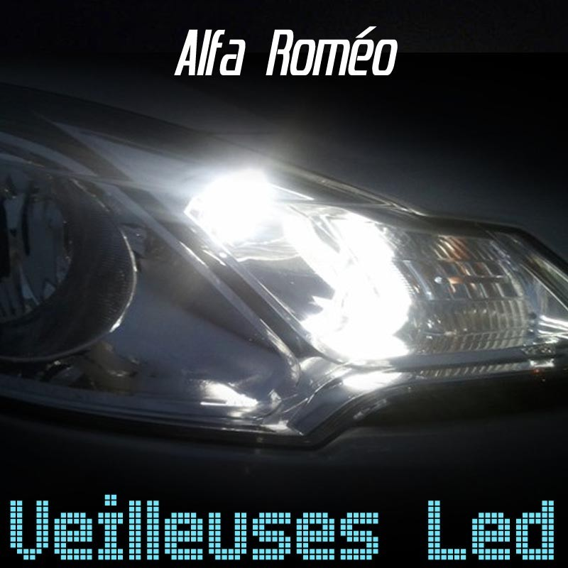 Pack veilleuses leds pour Ford