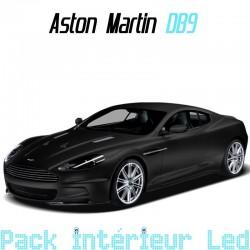Pack intérieur led pour Aston Martin DB9