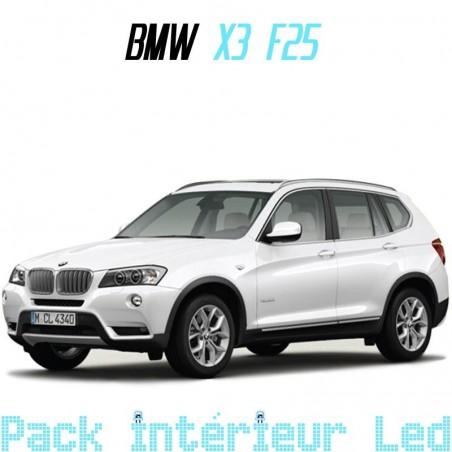 Pack intérieur led pour BMW X3 F25