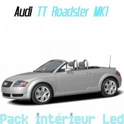 Pack intérieur led pour Audi TT Roadster MK1