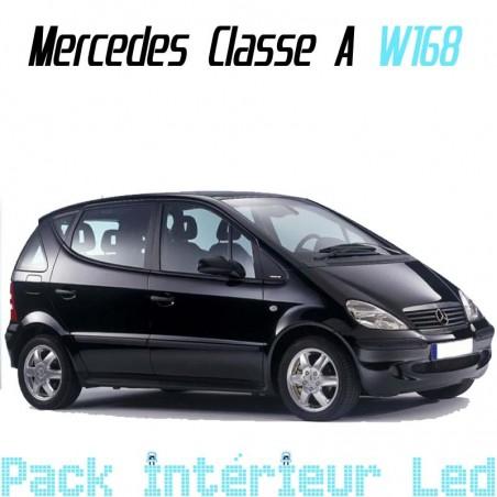 Pack intérieur led pour Mercedes Classe A W168