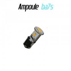 Ampoule led Ba7s - (5SMD-3014-3D)