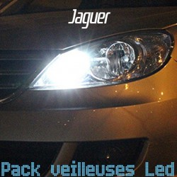 Pack veilleuses led pour Jaguar