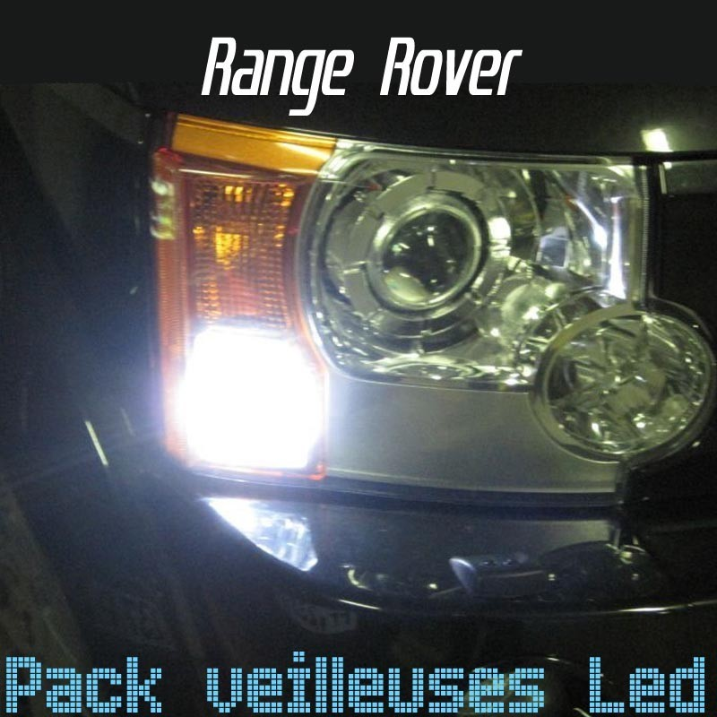 Pack veilleuses led pour Land Rover