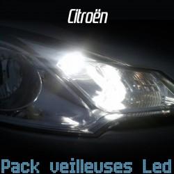 Pack veilleuses led pour Citroën