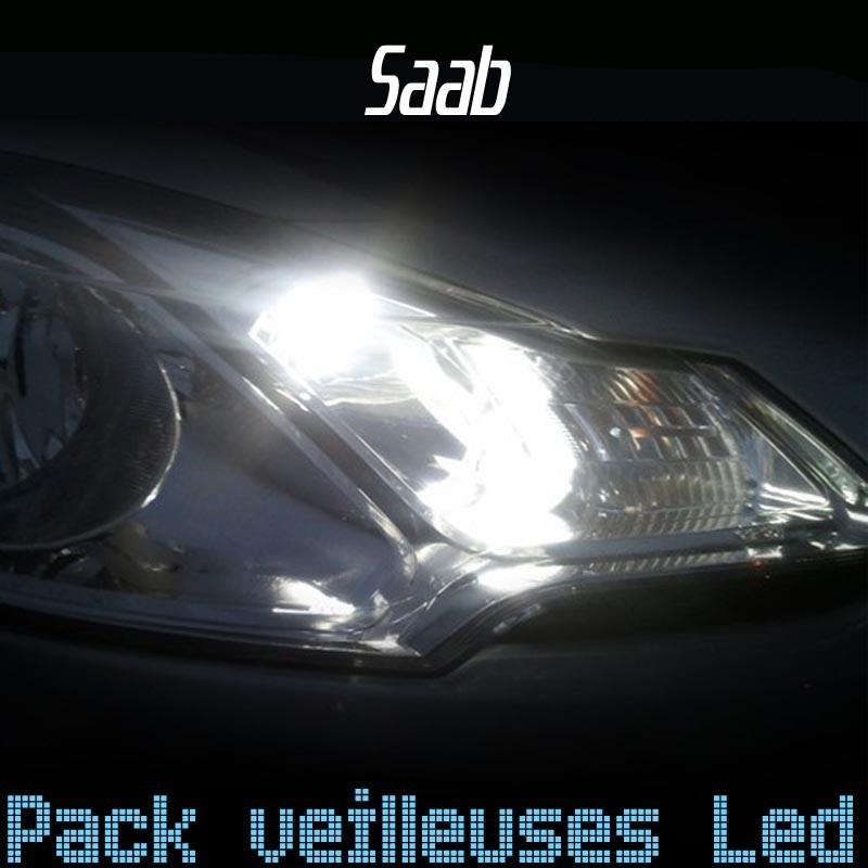 Pack veilleuses led Saab