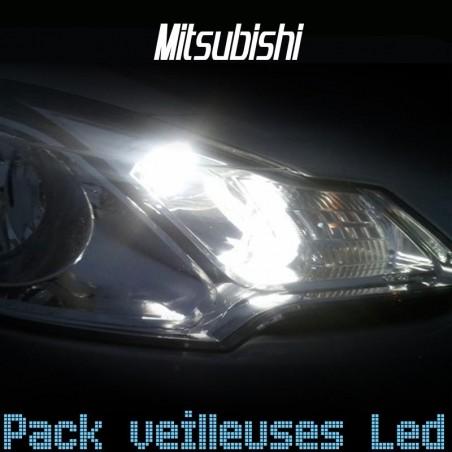Pack ampoules veilleuses led pour Mitsubishi