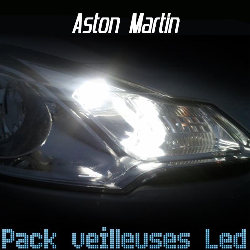 Pack veilleuses led pour Aston Martin