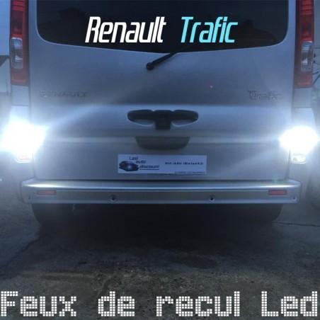 Pack feux de recul led pour Renault Trafic 1 et 2