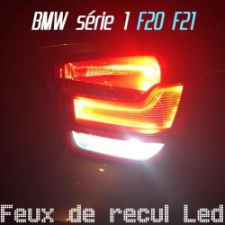 Pack feux de recul led pour BMW Série 1 F20 F21
