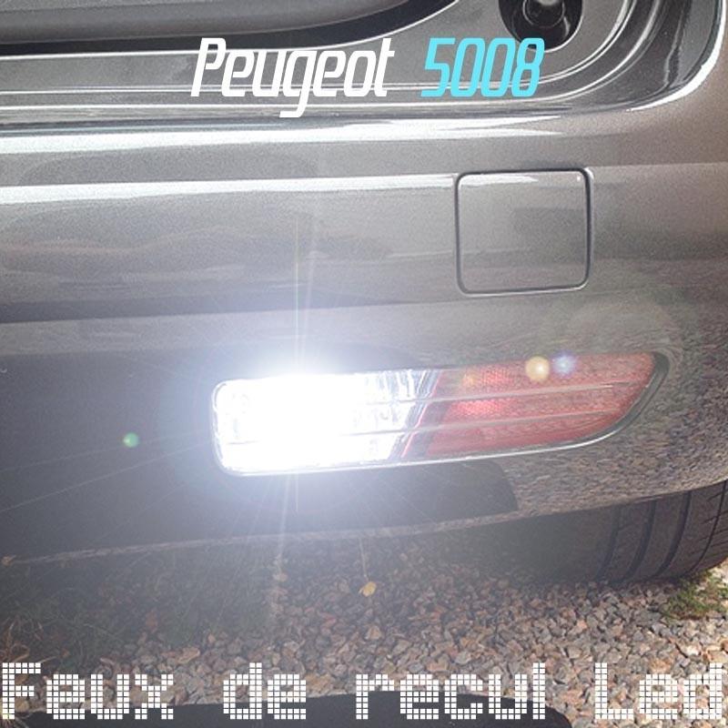 Pack feux de recul led pour Peugeot 5008