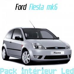 Pack intérieur led pour Ford Fiesta MK6