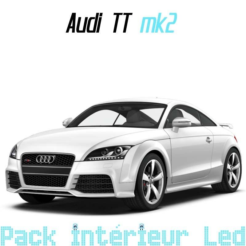 Pack Led interieur Audi TT MK2