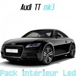 Pack intérieur led pour Audi TT MK3