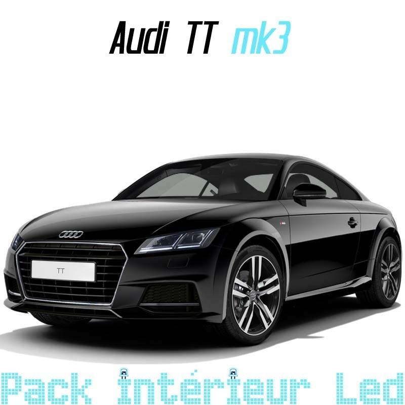 Pack Led intérieur Audi TT MK3
