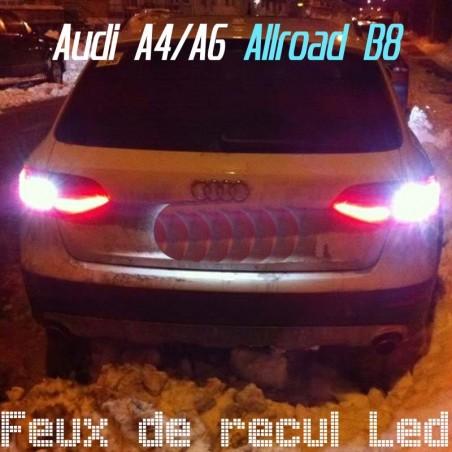 Pack feux de recul led pour Audi A4 A6 Allroad