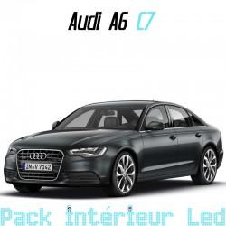 Pack intérieur led pour Audi A6 C7