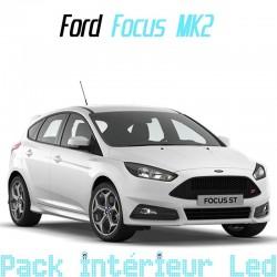 Pack intérieur led pour Ford Focus MK2