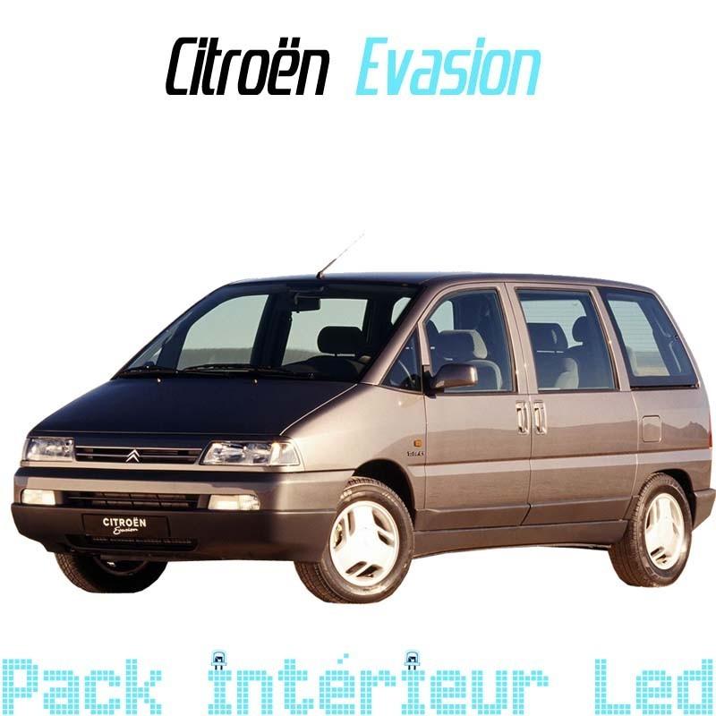 Pack intérieur extérieur led Citroën Evasion