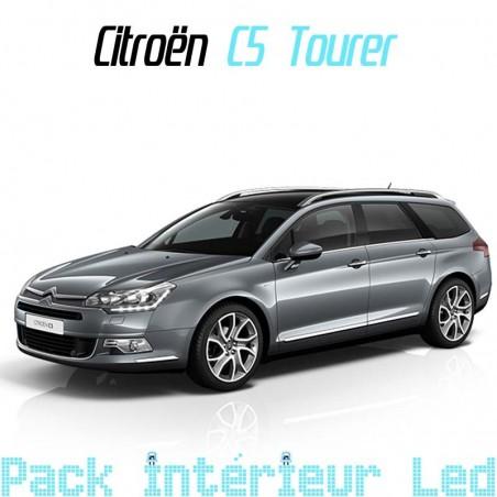 Pack intérieur led pour Citroën C5 Tourer 2