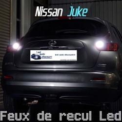 Pack feux de recul led pour Nissan Juke