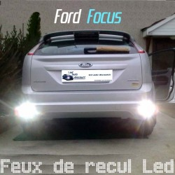 Pack feux de recul led pour Ford Focus