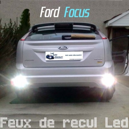 Pack feux de recul led pour Ford Focus