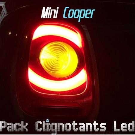 Pack clignotants arrière led pour Mini Cooper
