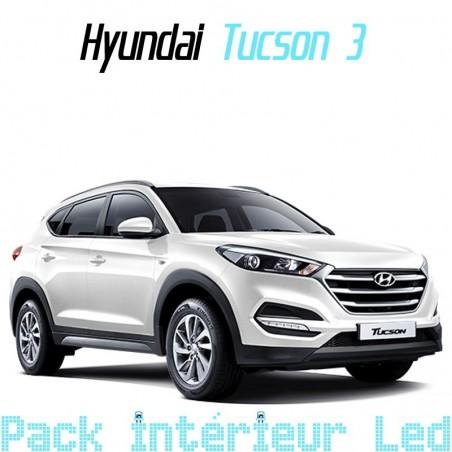 Pack intérieur Led pour Hyundai Tucson 3