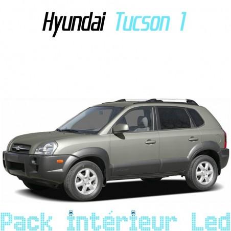 Pack intérieur led pour Hyundai Tucson 1