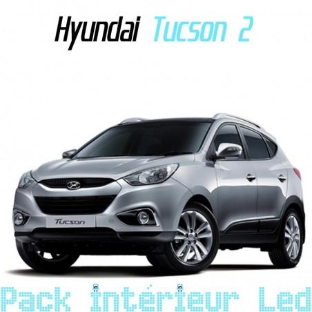 Pack intérieur led pour Hyundai Tucson 2 ou ix35