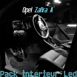 Pack intérieur led pour Opel Zafira A