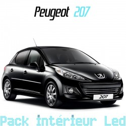 Pack Full led Peugeot 207