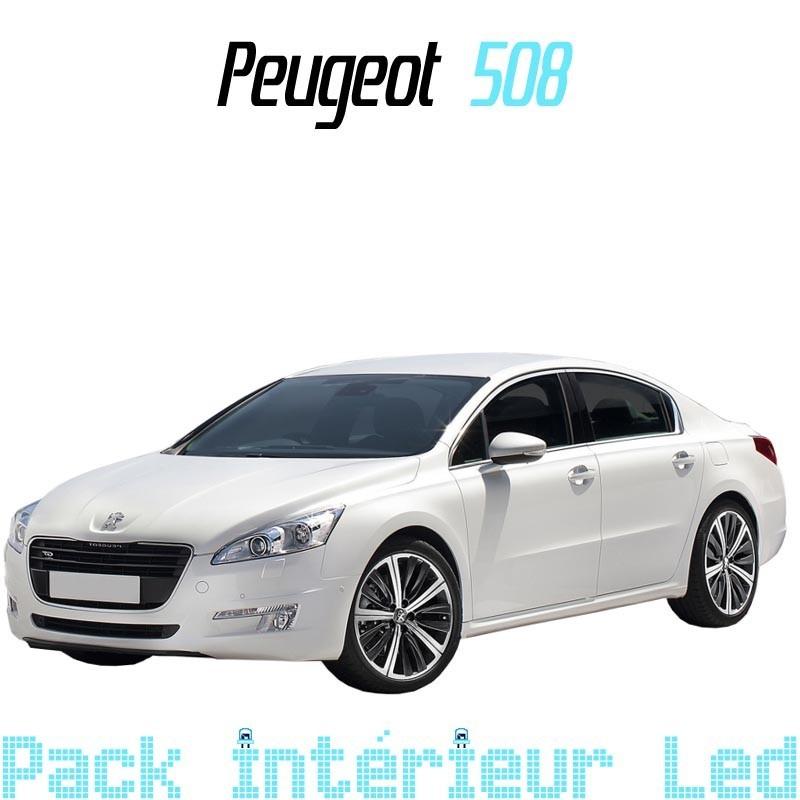 Pack Led intérieur Peugeot 508